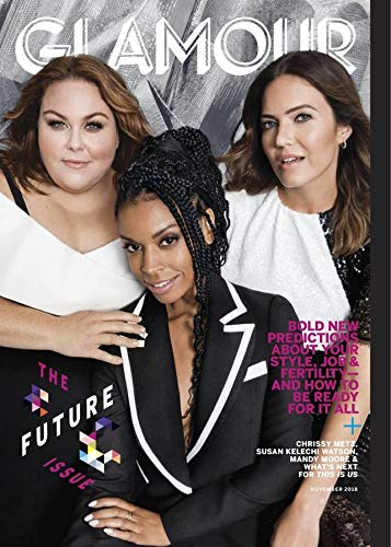 Top 8 best magazines glamour for 2018