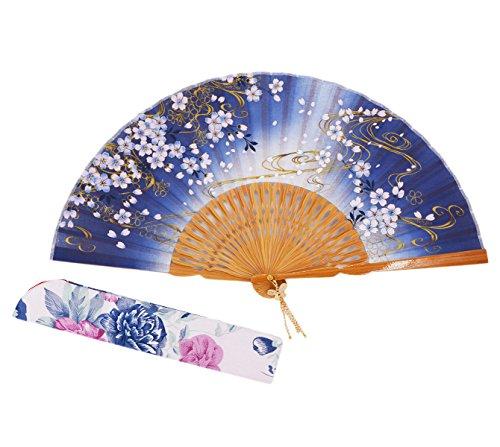 japanese folding fan - 1