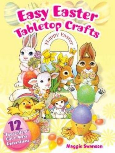 Easy Easter Tabletop Crafts: 12