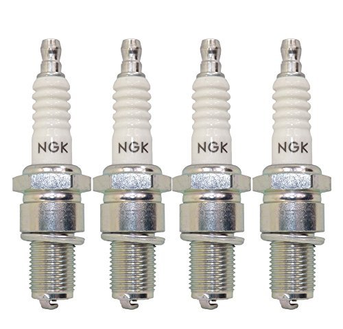 Pack) Standard Spark Plug For Small Engines # BPMR7A-4pk, Model: , Car & Vehicle Accessories / Parts (Engine Standard Plug)