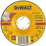 Dewalt DT42310Z-QZ Cutting disc for metal cranked, 4.92'' x 2.8mm