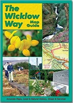 The Wicklow Way Map Guide by Barry Dalby (2009-03-01)