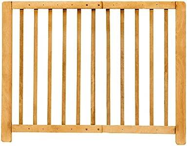 Juego de 2 niños de seguridad Escaleras rejilla rejilla rejilla de protección para puerta Barrera: Amazon.es: Hogar