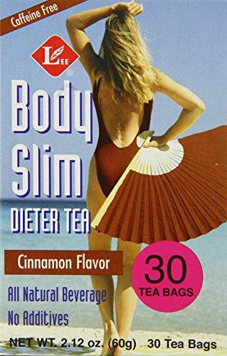 (Uncle Lee's Tea, Body Slim Dieter Tea, Cinnamon, 30-Count (Pack of 6))