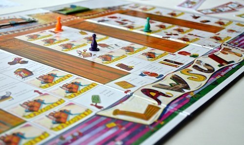 LAWSUIT--A Fun Family Board Game by Professional Games, Inc.