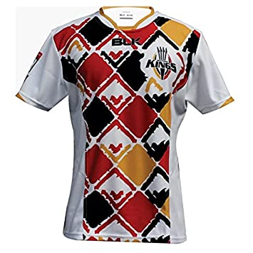 f571300e577 BLK Sport Southern Kings Super Rugby Replica Away Jersey 2016:  Amazon.co.uk: Sports & Outdoors