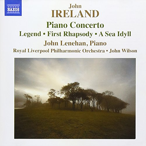 Ireland: Piano Concerto Table of symbols First Rhapsody Sea Idyll