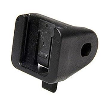 CATEYE Ld120/500/600/Au100Bracket-544–0980Lampes et réflecteurs, cyclisme–Noir, pas de taille