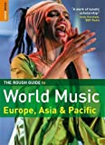 Front cover for the book The Rough Guide to World Music by Simon Broughton