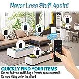Hensun Key Finder, Wireless Key Tracker Anti-Lost
