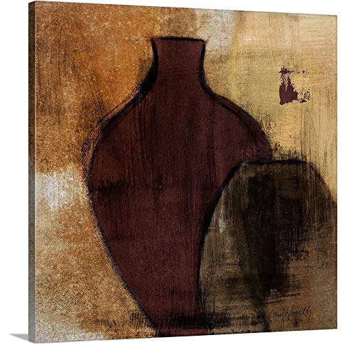 Glass Gathering I Canvas Wall Art Print, 24