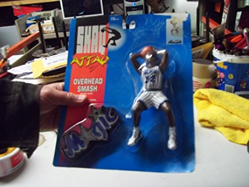 - Shaq Attaq: Reverse Jam by Kenner 1993 New in original box 6 inch figure, stand and street graphic scene. Shaquille O'Neal Orlando Magic Headliners Collection. Ships worldwide.