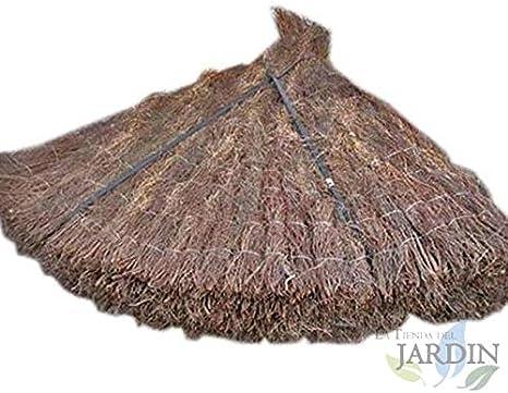 MANTO DE BREZO 2,2 METROS para sombrillas de jardinería, piscinas y playas: Amazon.es: Bricolaje y herramientas