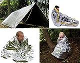 [6 Pack] Thermal Emergency Blanket,Emergency/Survival...