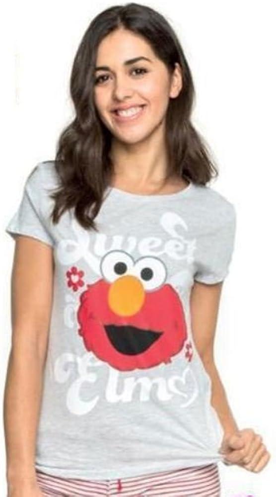 Pijama niña Barrio Sesamo Talla 8: Amazon.es: Ropa y accesorios