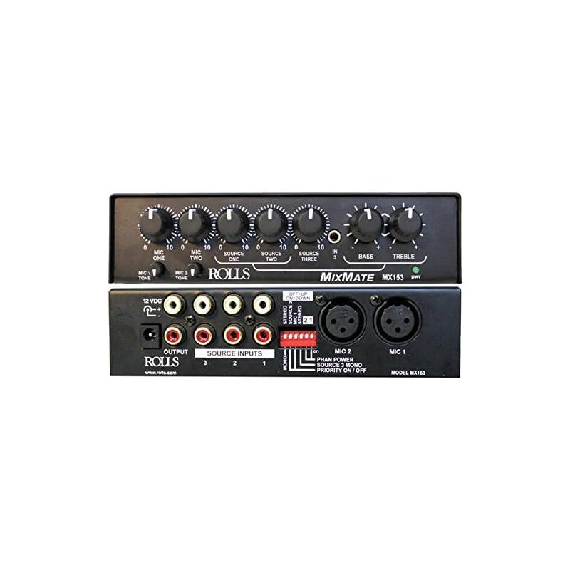 rolls-mx153-mix-mate-mixer