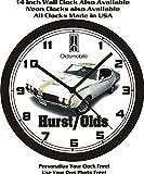 1969 Oldsmobile Hurst OLDS - Mural de Pared sin broches, envío de Estados Unidos.