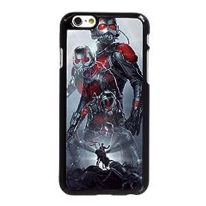 Funda iPhone 6 6S más la caja del teléfono celular de 5.5 pulgadas Funda Negro N3E6UG hombre hormiga