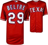 Adrian Beltre Texas Rangers Autographed Majestic Red Replica Jersey - Fanatics Authentic Certified - Autographed MLB Jerseys
