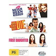 Never Been Kissed / John Tucker Must Die / First Daughter | 3 Discs | NON-USA Format | PAL | Region 4 Import - Australia