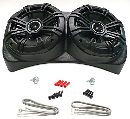 Select Increments 91970K65 Centra-Pod with Kicker 6.5 Speakers