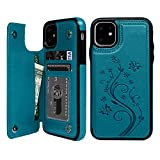 Best Shell Wallets For IPhones - iPhone 11 Case Wallet, Case with Card Holder Review