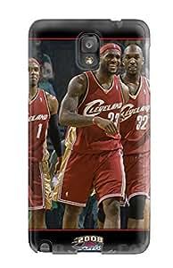 New PEPdAne117QedFj Nba Cleveland Cavaliers Tpu Cover Case For Galaxy Note 3