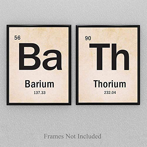 BATH Science Periodic Table of Elements