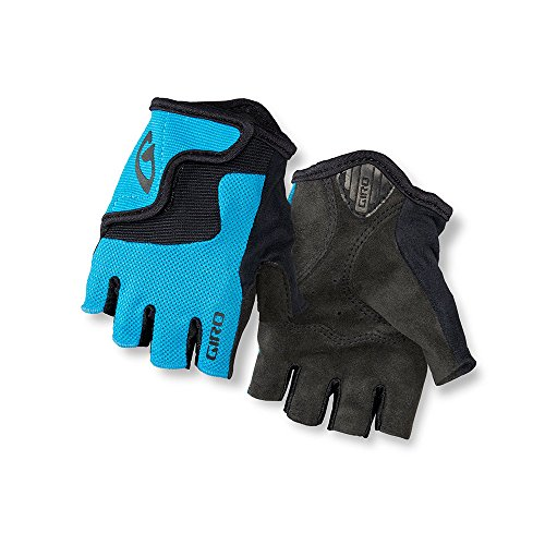 Giro Bravo Jr Cycling Gloves Blue Jewel Youth Small