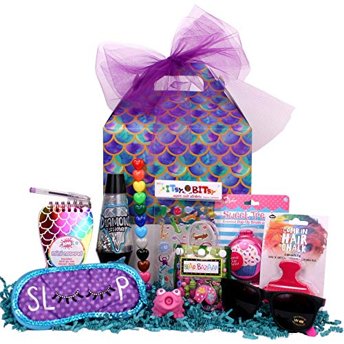 Girly Girl Stuff (Beyond Bookmarks Diva & Proud - Birthday or Special Occasion Gift Basket for)