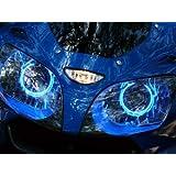Kawasaki Ninja EX 250r EX250r 00-02-04-05-07-08-09-10-11-12-13 CCFL Demon Halo Angel Eyes
