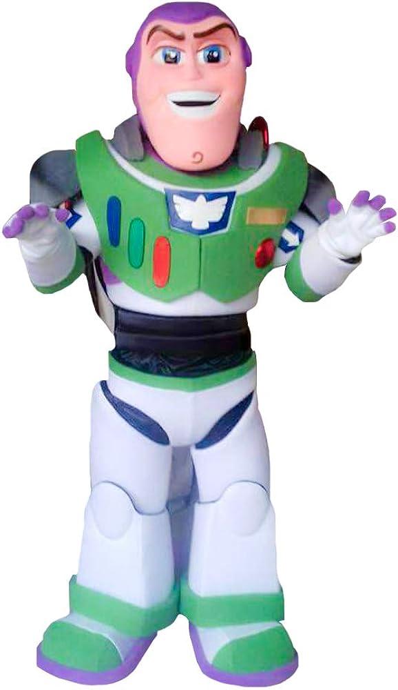 Buzz Lightyear of Toy Story - Disfraz de Mascota para Cosplay ...