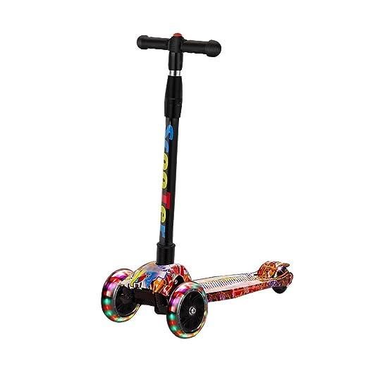 Patinetes Scooter 2-6-8-12 años de antigüedad de Cuatro ...
