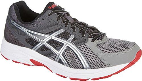 asics-mens-gel-contend-3-running-shoe-dark-grey-silver-true-red-12-m-us
