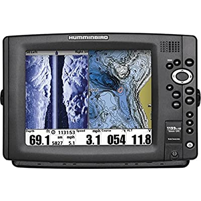 "1 - 1199ci HD SI Combo 10.4"" Color Temp/ from Humminbird"