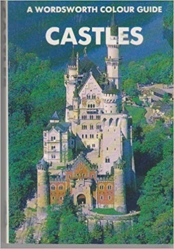 concise colour guide to castles tony selina 9781853268014 amazoncom books - Castles Pictures To Colour