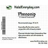 Phenonip - Preservative Used for Lotion, Cream, Lip Balm or Body Butter 8 Oz - Enough preservative to support approximately 48 lbs. of prod