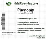 preservatives Phenonip - Natural Preservative Used for Lotion, Cream, Lip Balm or Body Butter 8 Oz - Enough preservative to support approximately 48 lbs. of product