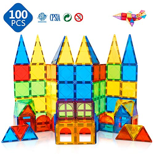 Magnetic Building Tiles - 7