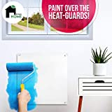 Heat Guard for Wall Mount Space Convector Heater