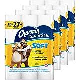 Charmin Essentials Soft Giant Toilet Paper Rolls, 48 Count