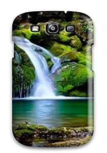 John Ramsey Fashion Protective Placid Nature Case Cover For Galaxy S3
