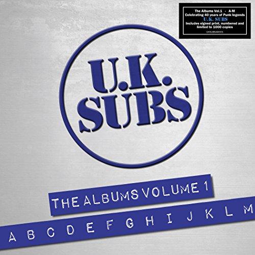 Albums Volume 1 (A-M)