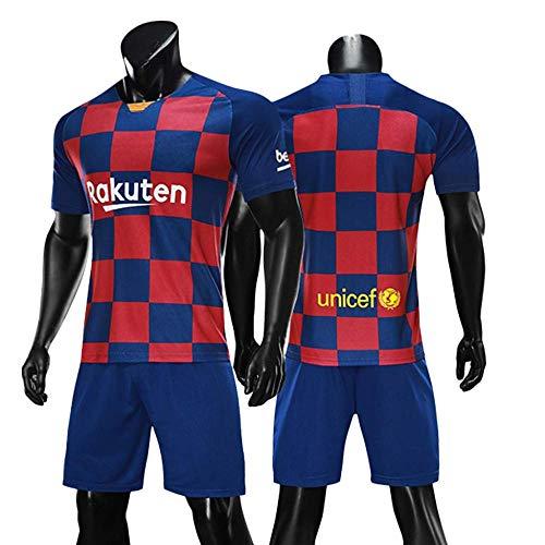 LIMQ Camiseta De Fútbol Traje Deportivo Barcelona Jersey No ...