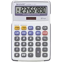 Sharp EL 334 Calculator