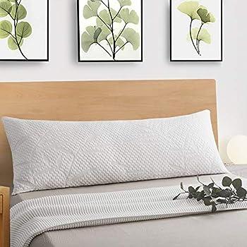 Amazon Com Bamboo Body Pillow As Seen On Tv Aloe Vera
