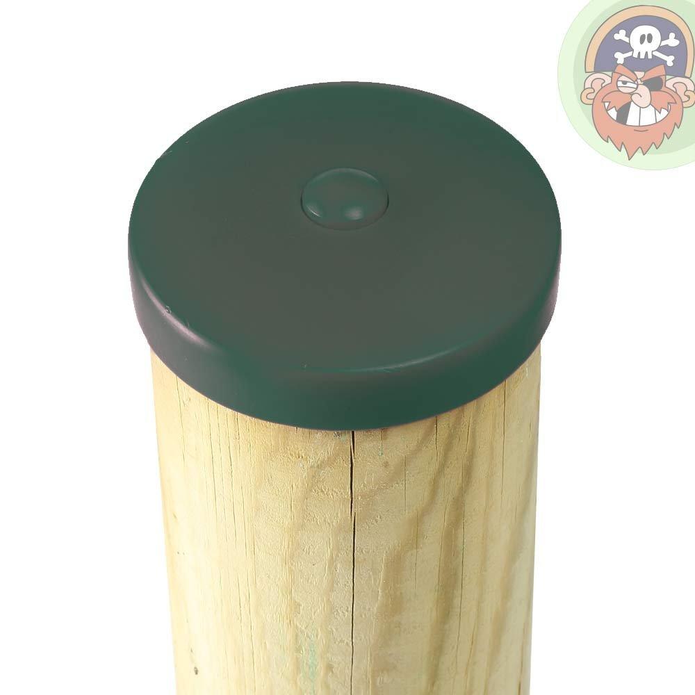 Tapa para poste, embellecedor de poste, vallas, plástico, 120mm: Amazon.es: Bricolaje y herramientas