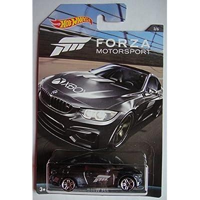 Hot Wheels 2020 Forza Motorsport BMW Model M4 3/6, Dark Gray: Toys & Games