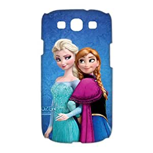 Classic Case Frozen pattern design For Samsung Galaxy S3 I9300(3D) Phone Case