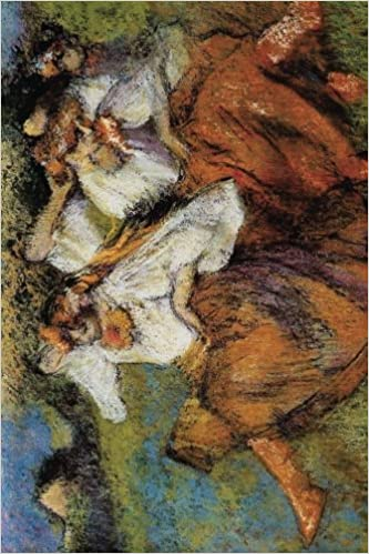 Russian Dancers'' by Edgar Degas: Journal (Blank / Lined
